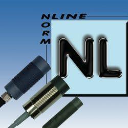 KAS-NL Capacitive NormLine Sensors